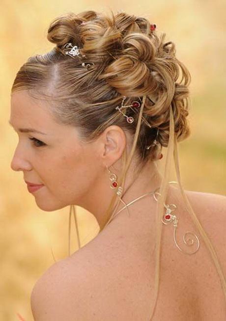 Accessoire chignon mariage - Coiffure femme pour mariage ...