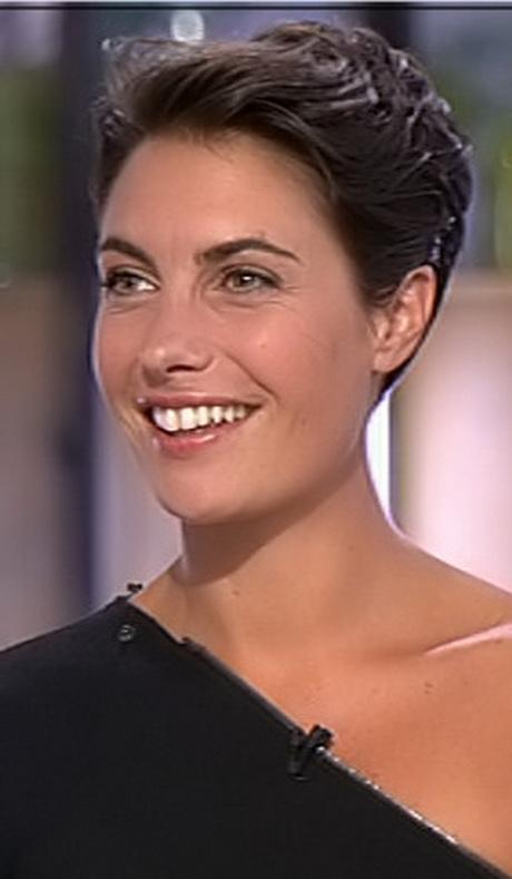 Alessandra sublet cheveux courts for Sublet coupe cheveux