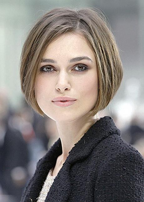 Carré court cheveux fins
