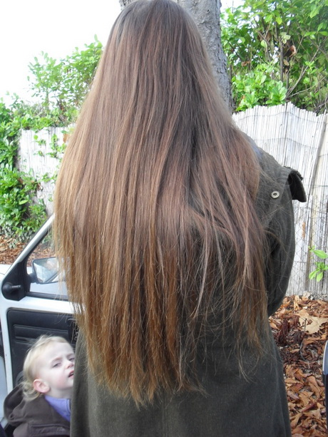 Cheveux tr s long for Coupe cheveux tres long
