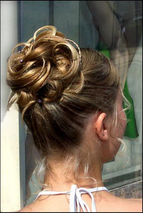 Coiffure Mariage Cheveux Mi Long Femme