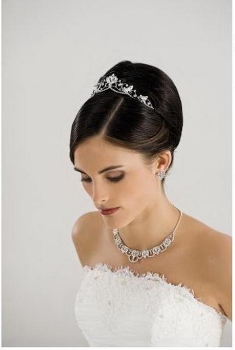 diadème tiare serretête cristaux coiffure mariage chignon mariée