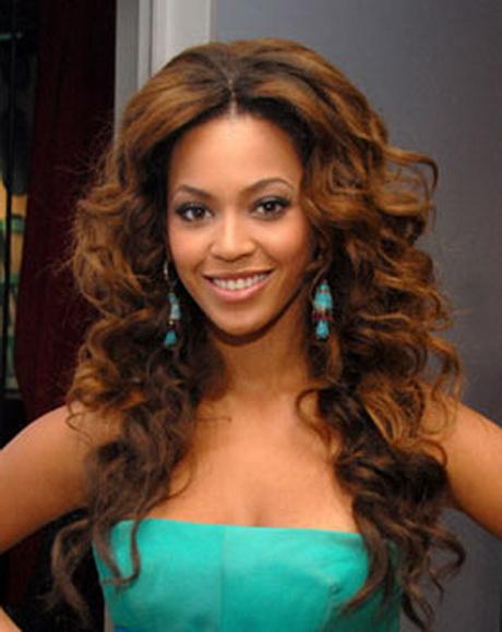 Coiffure Cheveux Long Boucles
