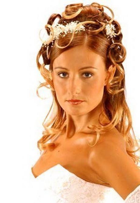 Coiffure de mariage cheveux longs - Coiffure mariee cheveux long ...