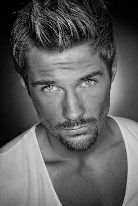 Coiffure homme visage - Visage oblong homme ...