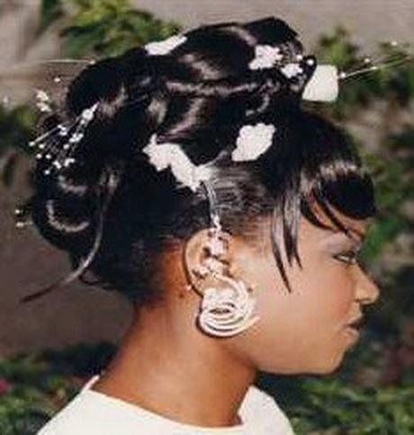 Coiffure mariage africain - Coiffure mariage tresse africaine ...