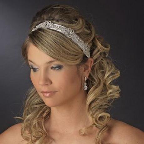 Coiffure mariage avec bandeau - Coiffure avec headband ...