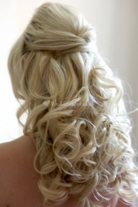 Coiffure mariage cheve...