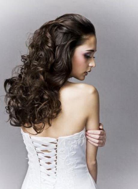 coiffure mariage invit e cheveux longs. Black Bedroom Furniture Sets. Home Design Ideas