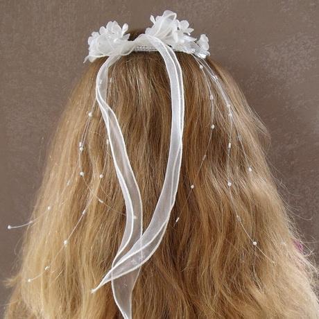Habitudes de femmes accessoires coiffure mariage petite fille zara - Coiffure mariage petite fille ...