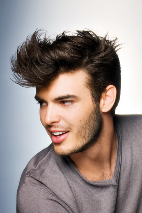 Coiffure meche homme - Meche rouge homme ...