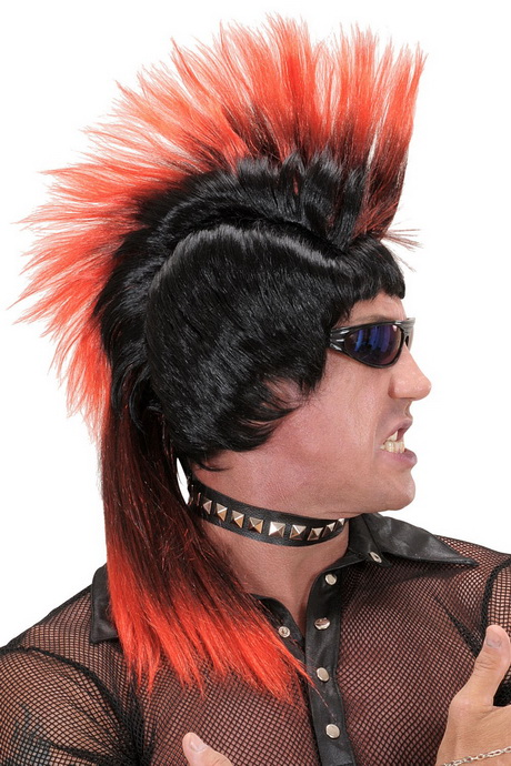 Coupe de cheveux punk rock homme amanda robinson blog for Coupe de cheveux punk iroquois