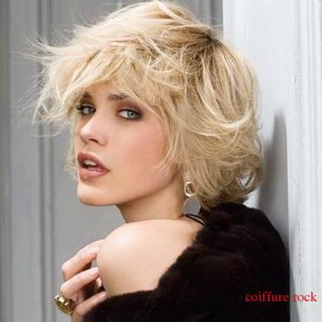 Coiffure rock - Coiffure rock femme ...