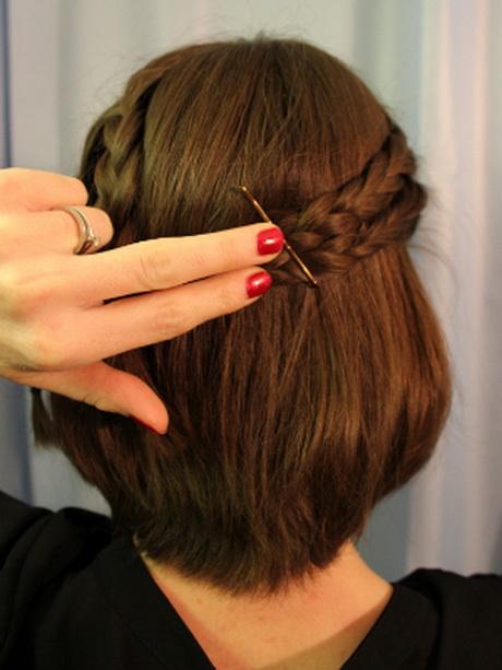 Coiffures simples et rapides cheveux courts - Coiffure simple et rapide cheveux court ...