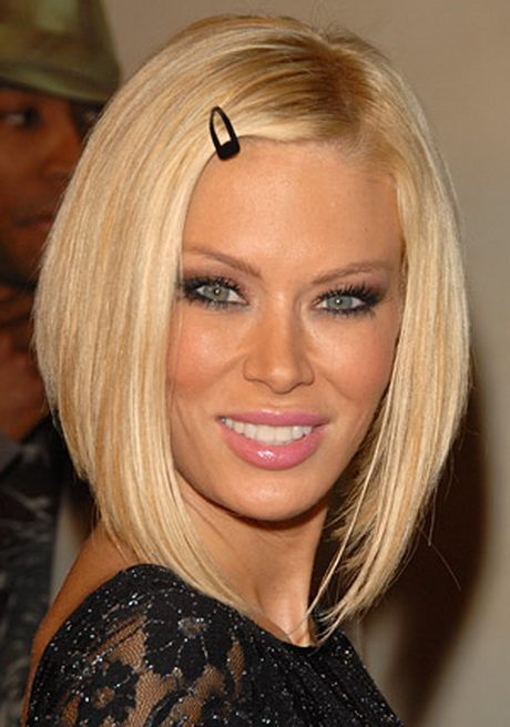 A Line Haircut Jenna Jameson Long Hairstyles