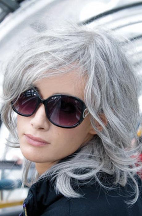 Coupe De Cheveux Gris Femme - Carol Rountree Blog