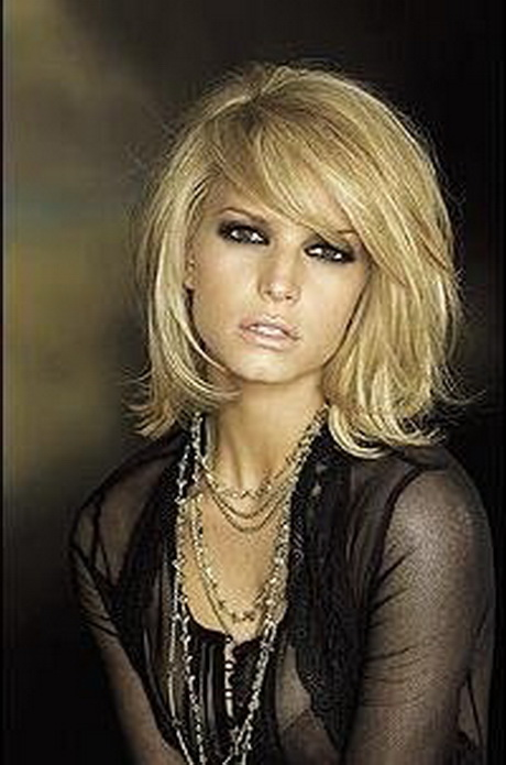 Coupe de cheveux mi long dgrad blond coupe cheveux mi long long - Coupe mi longue blonde ...
