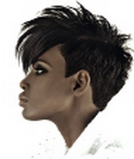 Coupe courte afro femme - Coupe afro courte femme ...