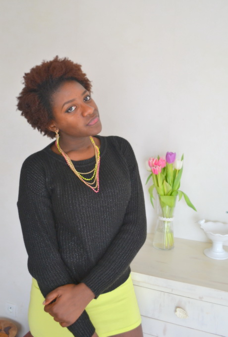 Coupe courte cheveux afro for Coupe cheveux afro naturel