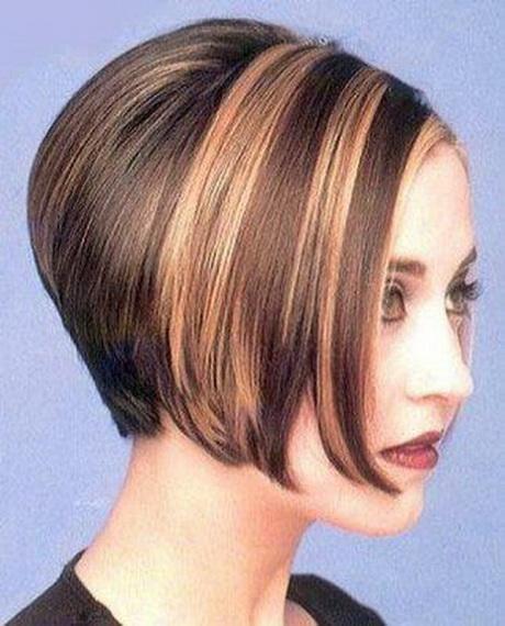 Coupe de cheveux court carr plongeant - Carre tres court plongeant ...
