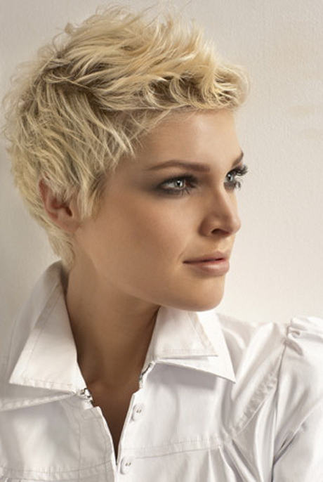 Photo de coupe courte 2013 long hairstyles Coupe moderne femme