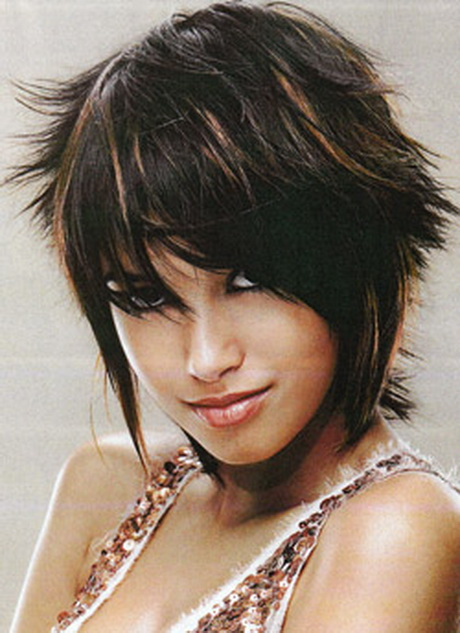 Coupe de cheveux court fille - Coupe cheveux fille ...