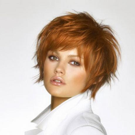 Coupe de cheveux court visage rond - Coiffure pour tete ronde ...