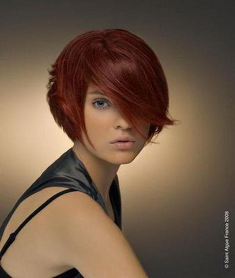 Coupe de cheveux courte f minine - Coupe courte feminine ...