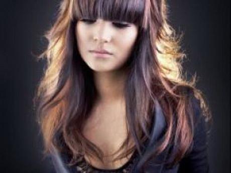 Coupe de cheveux et couleur tendance 2014
