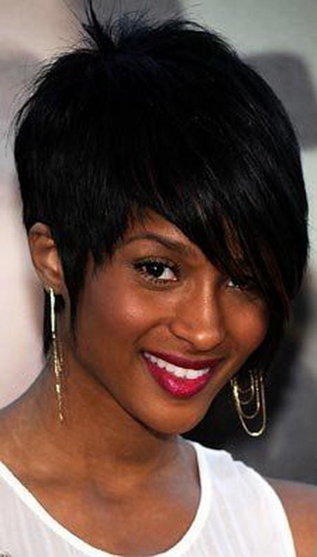Coupe de cheveux femme afro americain