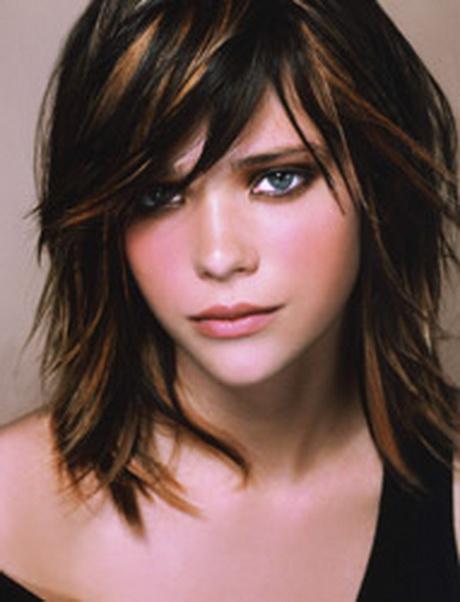 coupe de cheveux femme moderne