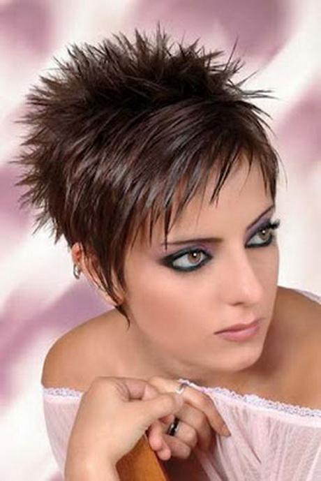 spiked pixies short hairstyle 2013. Black Bedroom Furniture Sets. Home Design Ideas