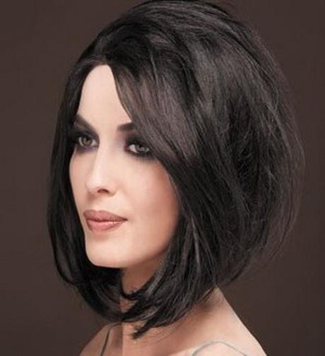 La coupe au carré plongeant – Les 15 coiffures tendances automne ...