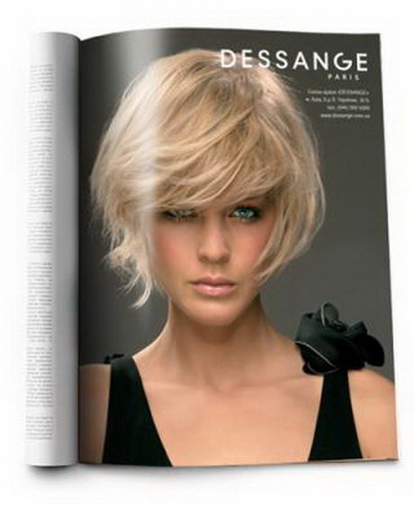 Dessange coiffure