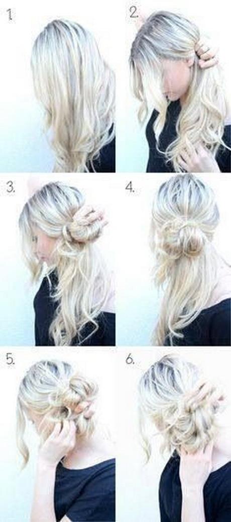 Idee de coiffure cheveux mi long - Idees de coiffures faciles ...
