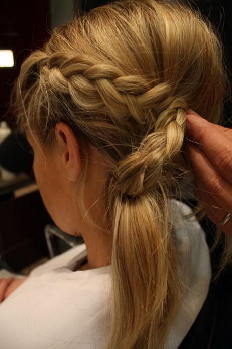 Modele coiffure chignon - Modele chignon mariage ...