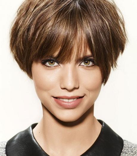 idée modele coiffure cheveux courts 2014