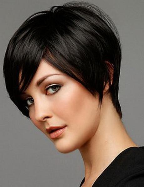 Modele de coupe de cheveux court femme 2015