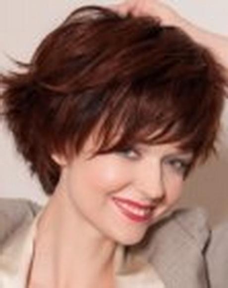 Modele de coupe de cheveux courte