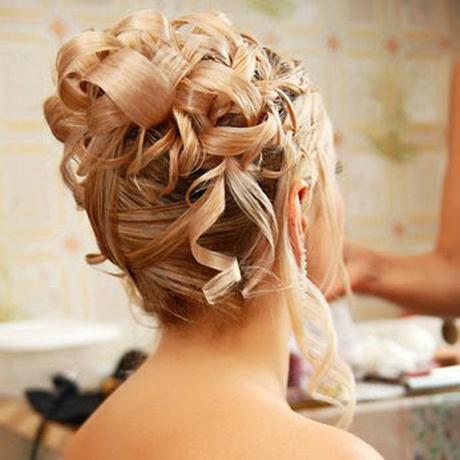 Photo coiffure mariage cheveux mi long - Coiffure pour un mariage cheveux mi long ...