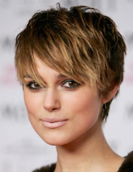 Coupe de cheveux courte pour femme – Coupes de cheveux
