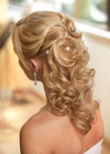 Photos Coiffure Mariage Cheveux Mi Long