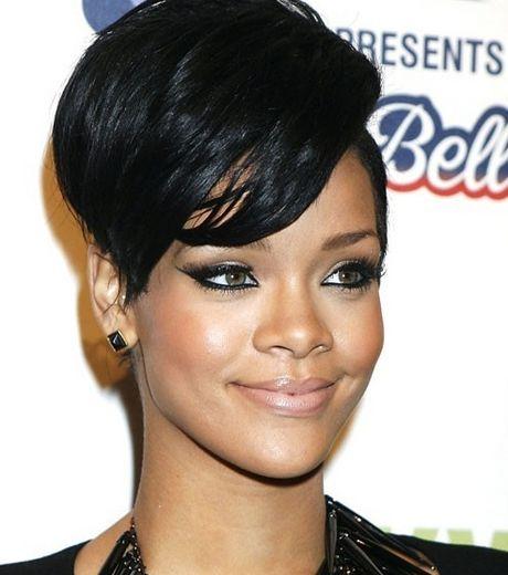 Nouvelle Coupe Rihanna: Rihanna Cheveux Court