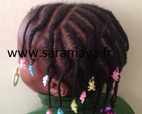 Tresse africaine pour fille - Modele de tresse pour petite fille ...