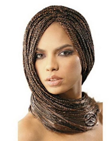 Cheveux Tresses Africaine
