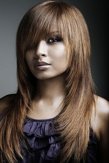 Modele coupe de cheveux femme dégradé