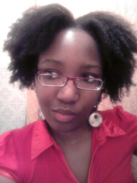 Coiffure pour cheveux crepus court - Coiffure afro court ...