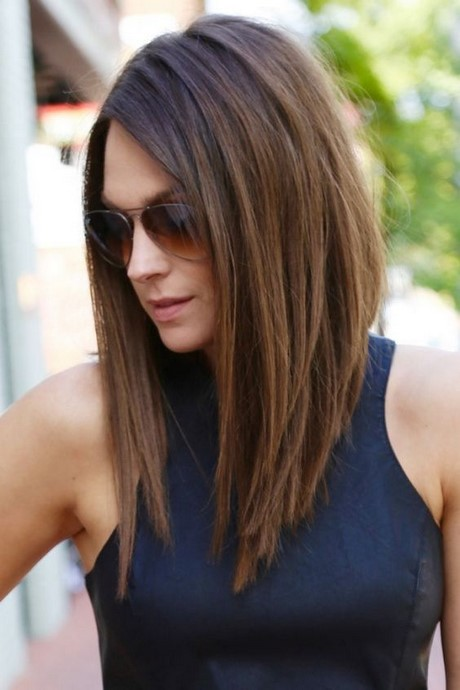 Coupe carr plong - Ombre hair carre plongeant ...
