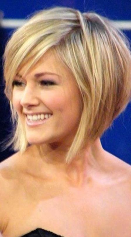 Coupe carre plongeant meche - Carre plongeant meche blonde ...