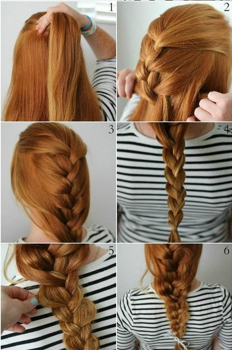 Diff rentes tresses pour cheveux - Comment faire des tresses ...